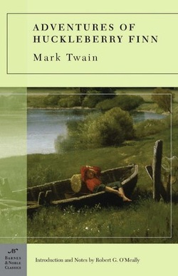 theme of freedom in the adventures of huckleberry fin a novel by american author mark twain